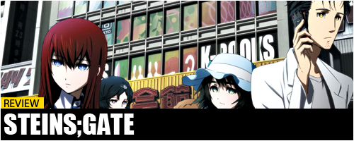 Steins Gate Review
