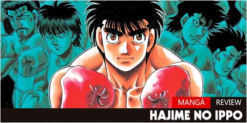 hajime no ippo review