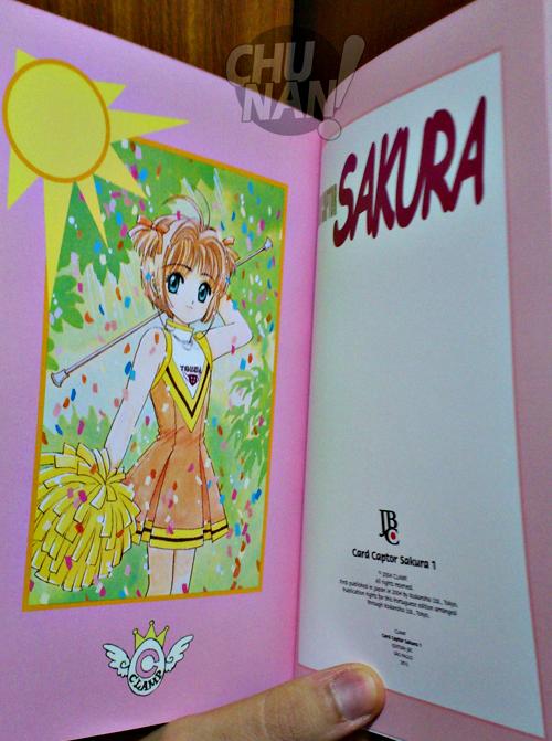 Resultado de imagem para Card Captor Sakura #01 - Edição Especial