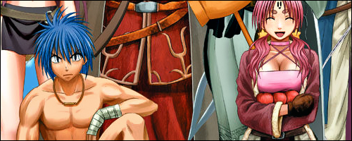Conheça o anime que fará sátiras de duas grandes empresas dos games: Sega e Nintendo Aoi