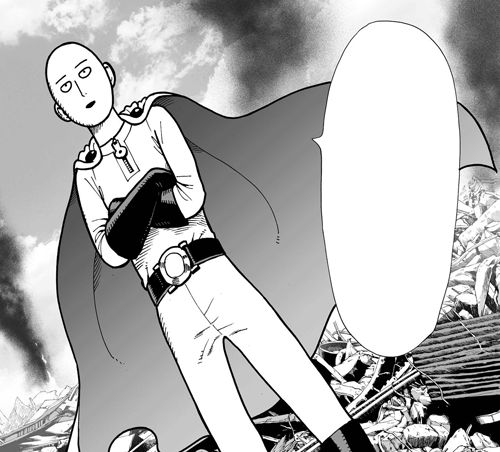 One Punch Man Review (1)