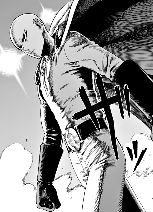 One Punch Man Review (10)