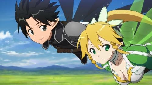 Sword Art Online Screen (12)