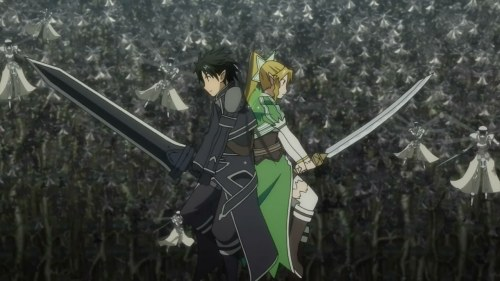 Sword Art Online Screen (13)