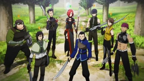 Sword Art Online Screen (2)