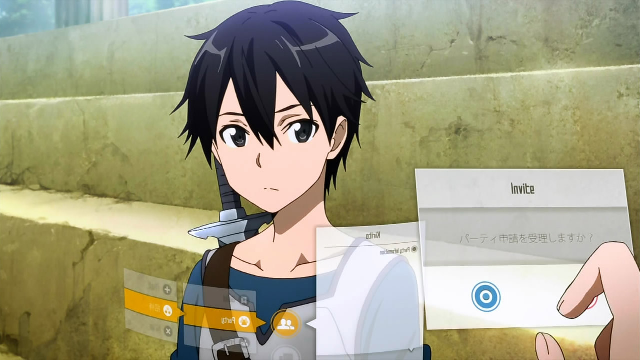 Sword Art Online Screen (6)
