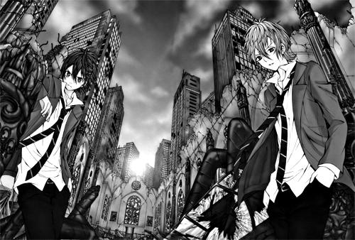Resultado de imagem para zetsuen no tempest manga