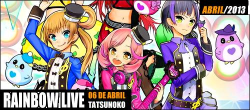 Rainbow Live