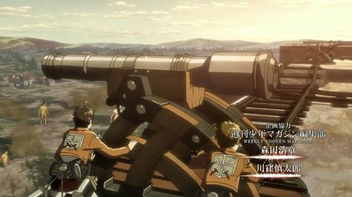 Shingeki no Kyojin / Attack on Titan 22