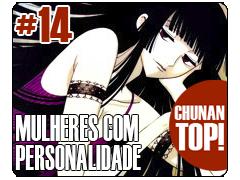 ChuNanTop14 - Mulheres