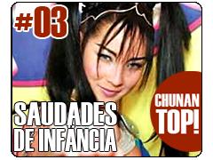 ChuNanTop3 - Saudades Infancia