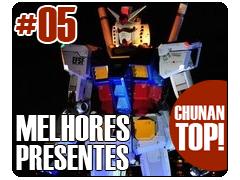 ChuNanTop5 - Melhores Presentes