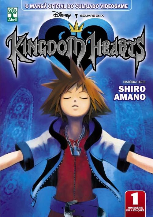 Kingdom Hearts Capa Abril (1)