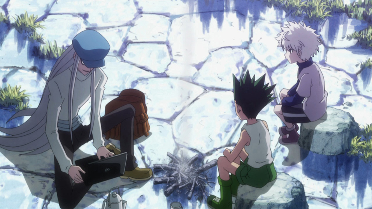 Hunter x Hunter Episode 77 (1)