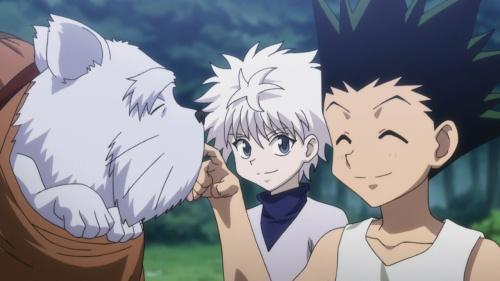 Hunter x Hunter Episode 77 (12)