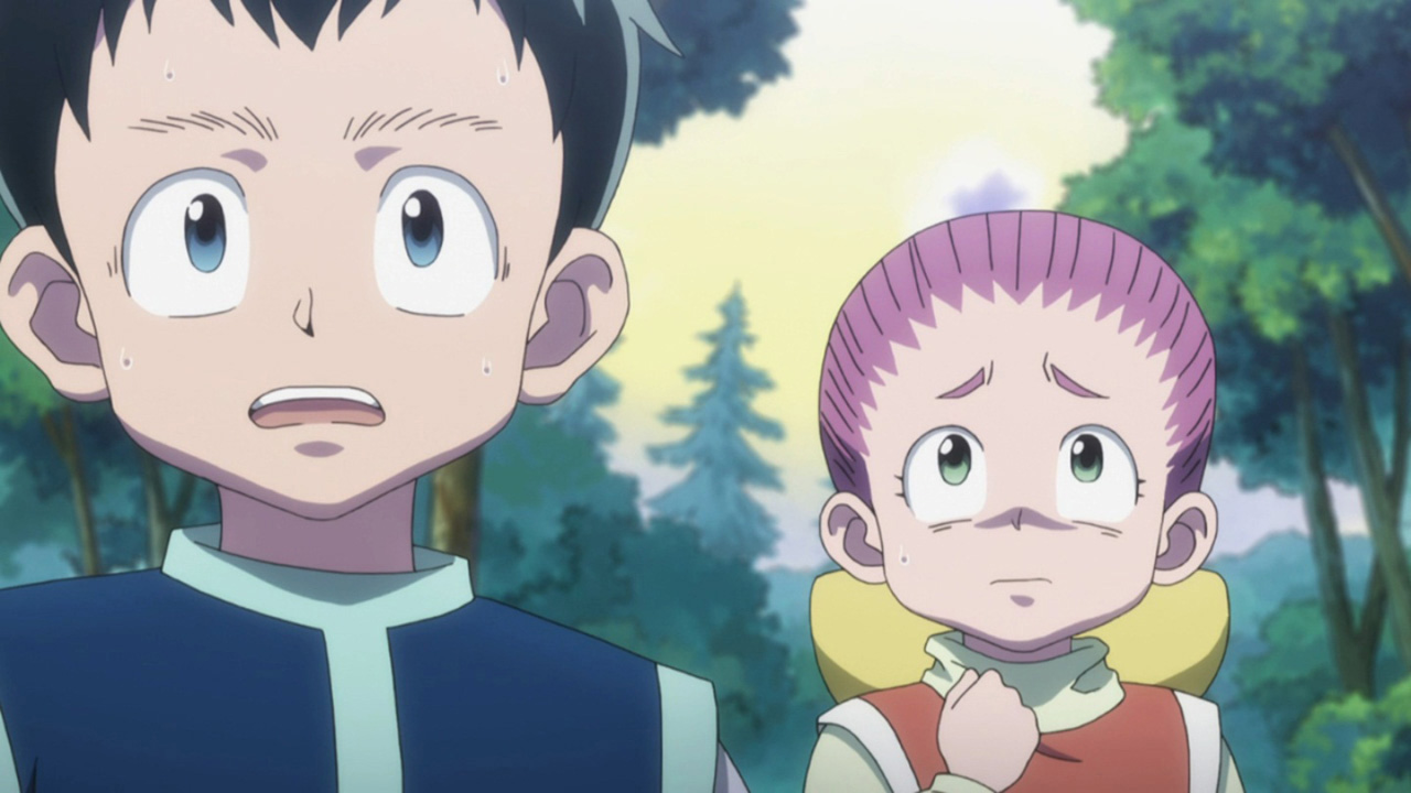 Hunter x Hunter Episode 77 (23)