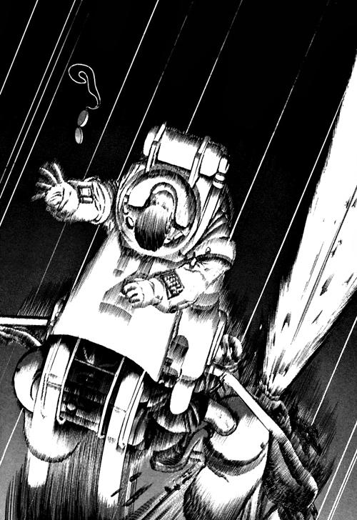 Planetes Manga (2)