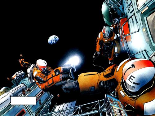 Planetes Manga (7)