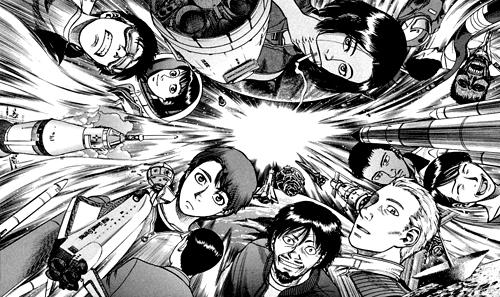 Planetes Manga (9)