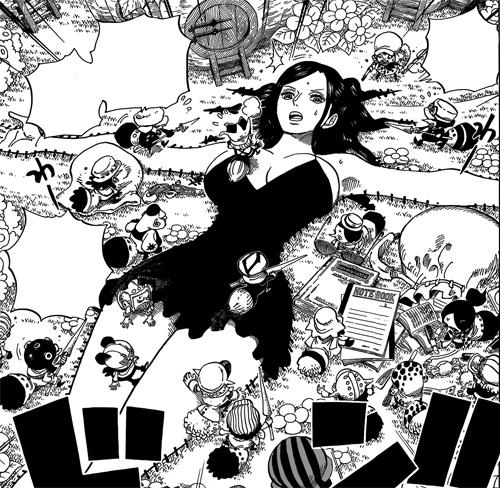 One Piece #711: Aventura No País Dos Gnomos