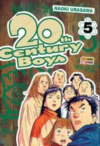 20th Century Boys 05 - Panini