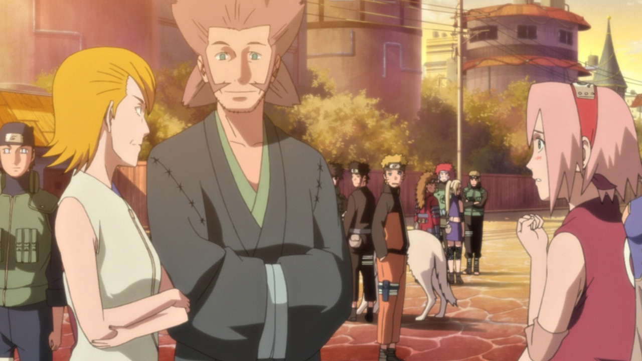 Naruto Road To Ninja (3)