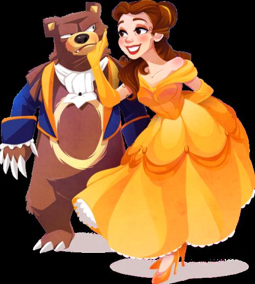 Belle & Ursaring