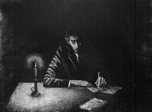 Animação de Piotr Dumała sobre o Poeta de Praga