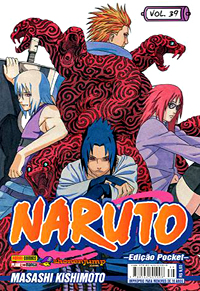 Naruto Pocket 39