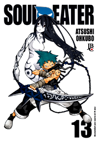 SoulEater13_Capa.indd