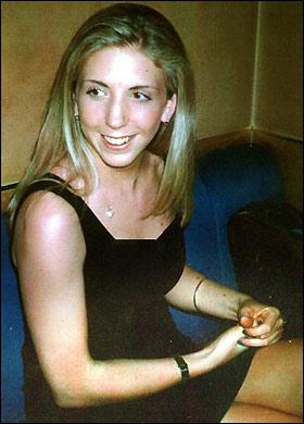 Lucie Blackman, uma das muitas vítimas de violência cujo caso foi coberto por Jake