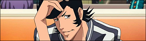 Space Dandy Header