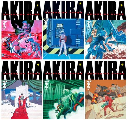 Akira Coleção