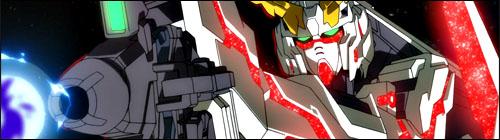Gundam Unicorn Last Episode