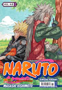 Naruto Pocket 42 - chuvadenanquim.com.br