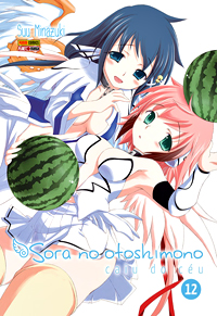 Sora no Otoshimono 12 - chuvadenanquim.com.br