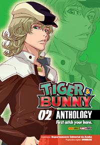 Tiger & Bunny Anthology 2 - chuvadenanquim.com.br