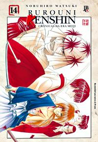 Kenshin 14 Capa.indd