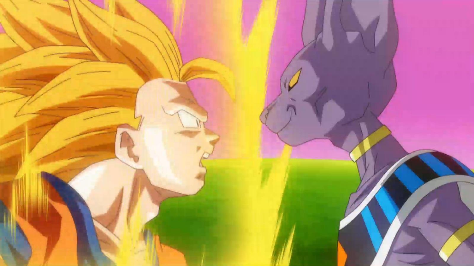 Dragon Ball Z Batalha dos Deuses (3)