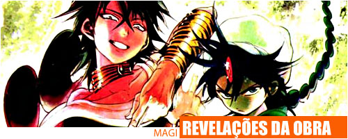 magi manga