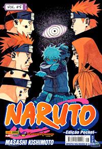 Naruto Pocket 45