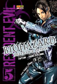 Resident Evil Marhawa Desire 5
