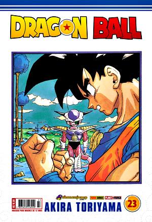 DragonBALL#23_capa