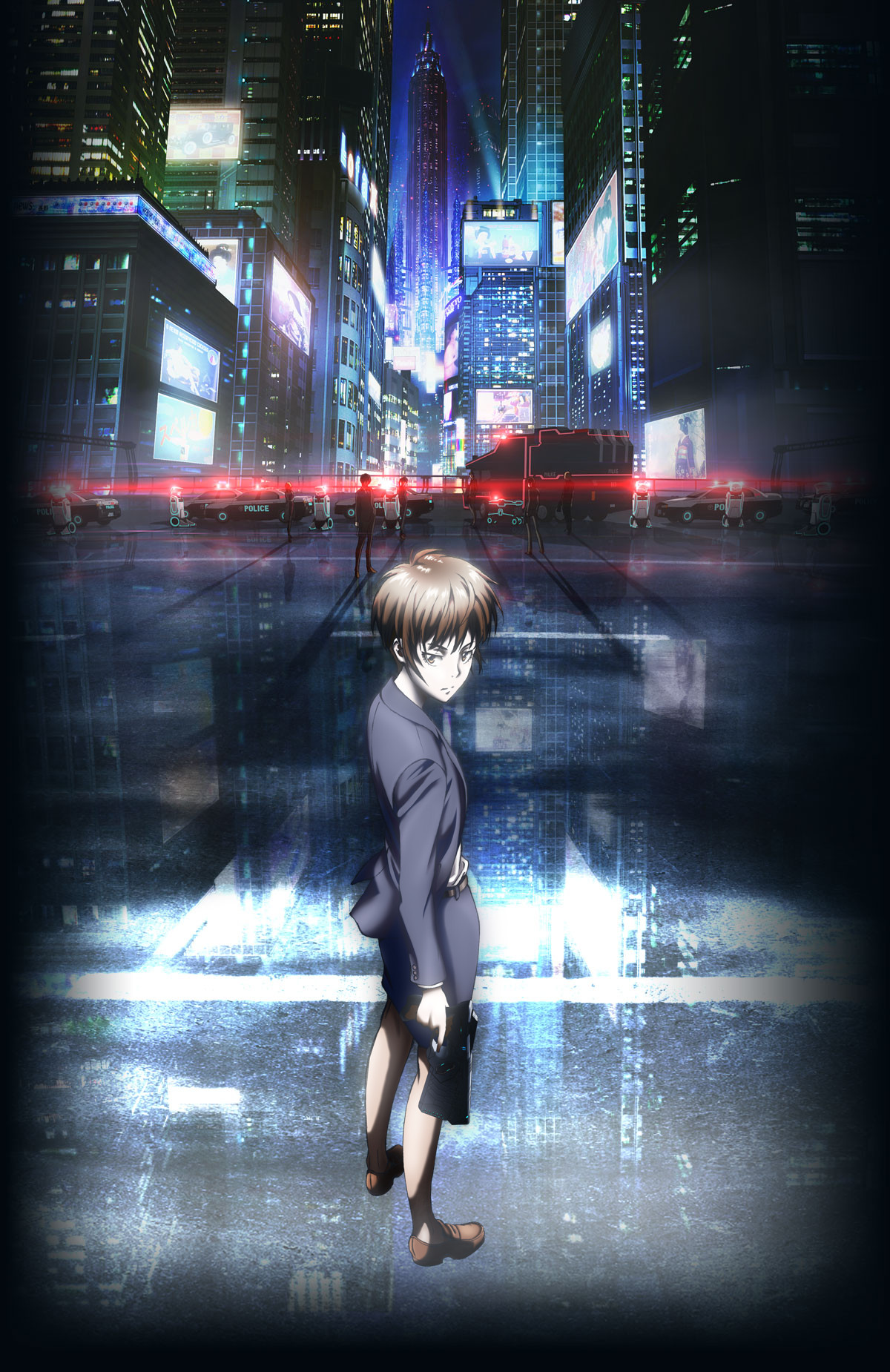 Psycho Pass Character