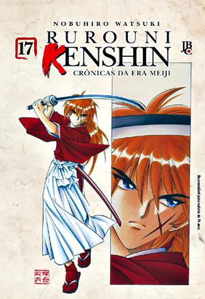 Kenshin 17 Capa.indd