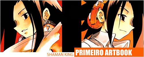 shaman king artbook