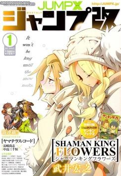 Shaman King Jump Kai January 2013