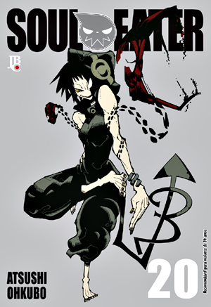SoulEater20_Capa.indd