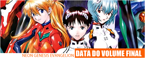 Evangelion Manga
