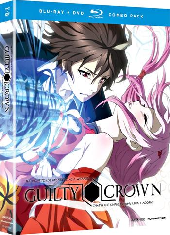 Guilty Crown: Vendeu bem, mas não tem bem assim pelo que foi investido no projeto.